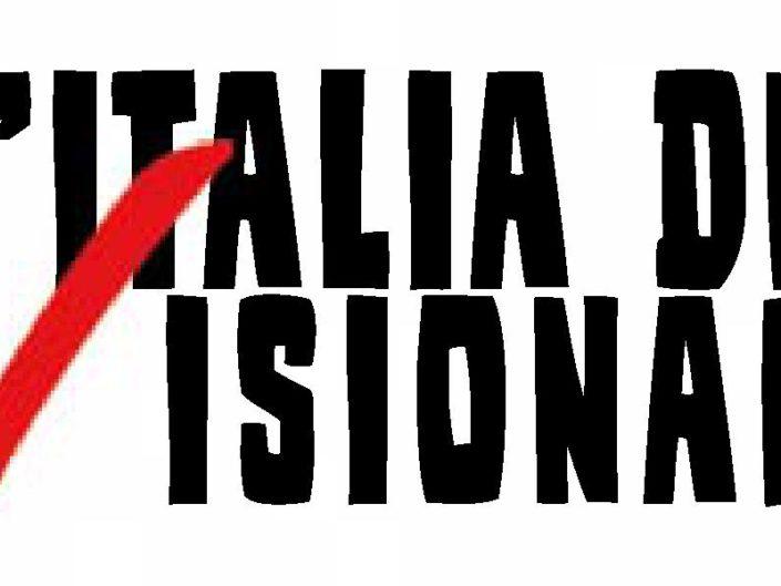 """<font size=""""4""""><strong> scopri il progetto """"L'Italia dei visionari""""!"""