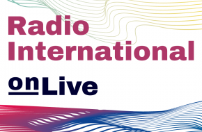 "<font size= ""4""> <strong> Radio International diventa #onLive! Una puntata alla settimana in streaming"