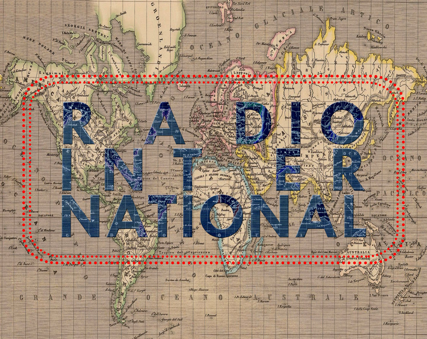 "<font size=""4""><strong>in scena: RADIO INTERNATIONAL 